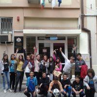 """На 28.04.2014 г.се проведе финалния етап на Проекта """"Народните будители и Аз"""""""