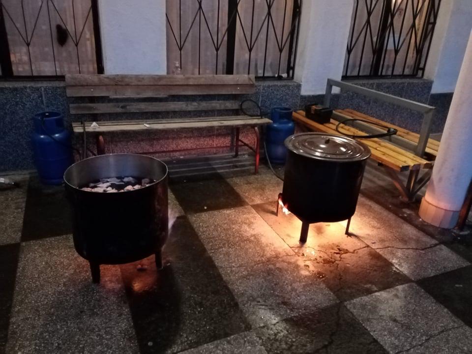 250 възрастни в Ягодово получиха топла храна за Стефановден