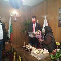 Столетничката Милка Байрева от село Цалапица празнува  век живот