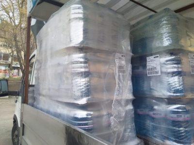 Дариха над 2 тона вода на Брестовица