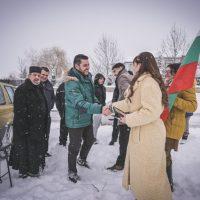 Кметове зарязаха ритуално лозите в столицата на виното – село Брестовица