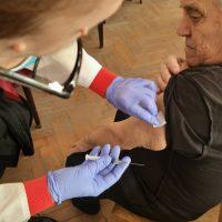 Започна кампанията по имунизация срещи COVID-19 в село Бойково