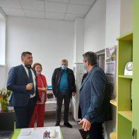 Отварят медицински кабинет в училището в село Кадиево