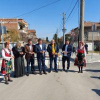 Над 200 семейства в Браниполе се радват на нова улица