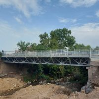 Започва строежът на новия мост в село Първенец