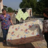 Частна фирма направи дарение за децата от село Ягодово